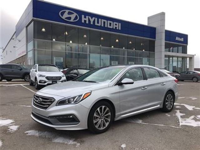 2016 hyundai sonata 2 4l sport tec brampton ontario used car for sale 2693874. Black Bedroom Furniture Sets. Home Design Ideas