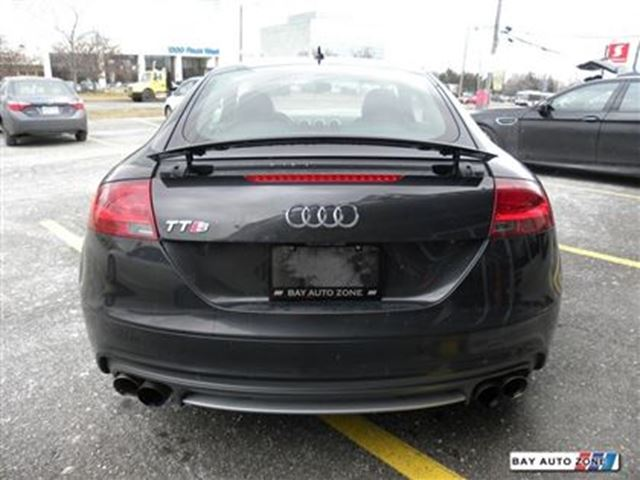 2011 audi tt s 2 0t premium qtro navigation toronto. Black Bedroom Furniture Sets. Home Design Ideas