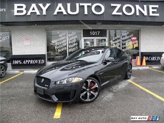 2013 JAGUAR XF R-S 565HP SUPERCHARED in Toronto, Ontario