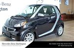 2015 Smart Fortwo electric drive cpe in Burlington, Ontario