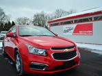 2015 Chevrolet Cruze 2LT 4dr Sedan in Brantford, Ontario