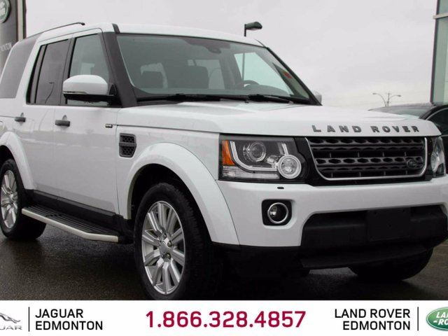 2015 LAND ROVER LR4 HSE - CPO 6yr/160000kms manufacturer warranty included until June 23, 2021! CPO rates starting at 2.9%! Local BC Trade In | No Accidents | Touch Screen | Parking Sensors | 7 Seats | Running Boards | Heated Windshield with Rain Sensing Wipers | Heated in Edmonton, Alberta