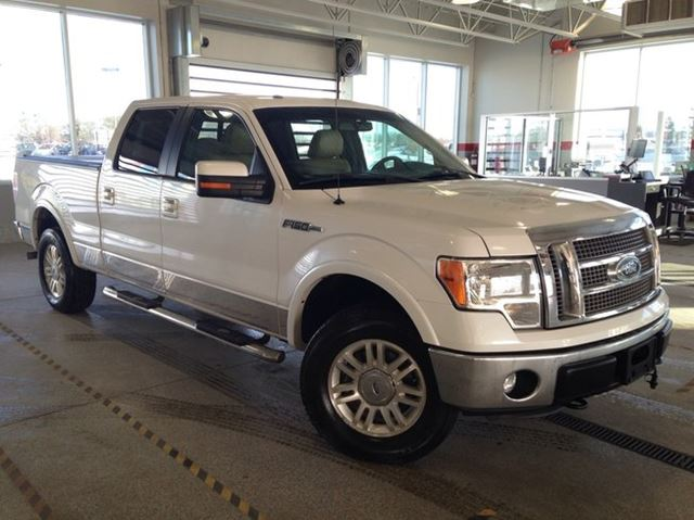 2011 ford f 150 lariat 4x4 supcrew cab leather seats edmonton alberta used car for sale. Black Bedroom Furniture Sets. Home Design Ideas
