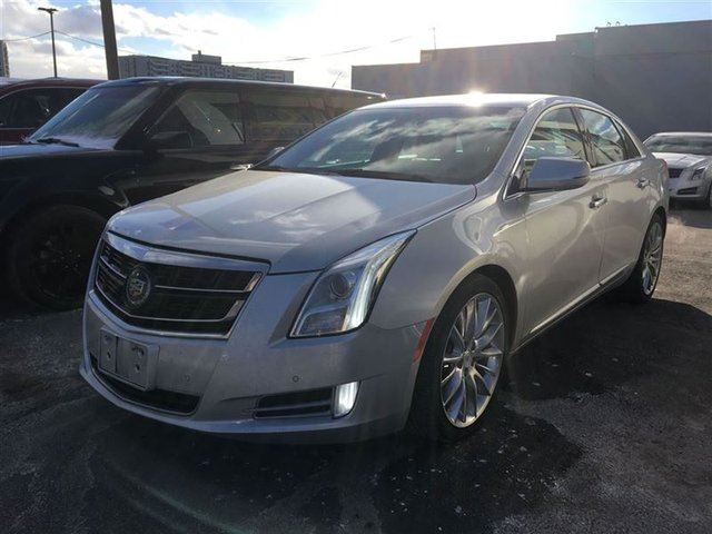 2014 cadillac xts platinum collection toronto ontario used car for sale 2693790. Black Bedroom Furniture Sets. Home Design Ideas