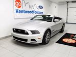 2014 Ford Mustang GT CONVERTIBLE! V8 Leather Seats! in Edmonton, Alberta