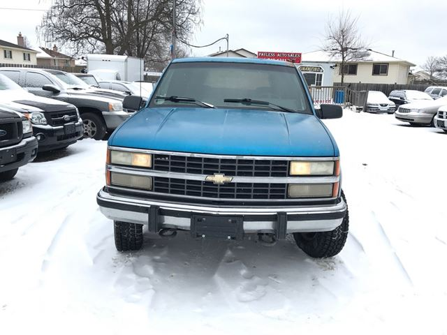 1992 Chevrolet C K 2500 Blue Payless Auto Sales Wheels Ca