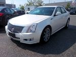 2011 Cadillac CTS 3.6L PREMIUM AWD NAVIGATION PANORAMIC SUNROOF B in Bradford, Ontario