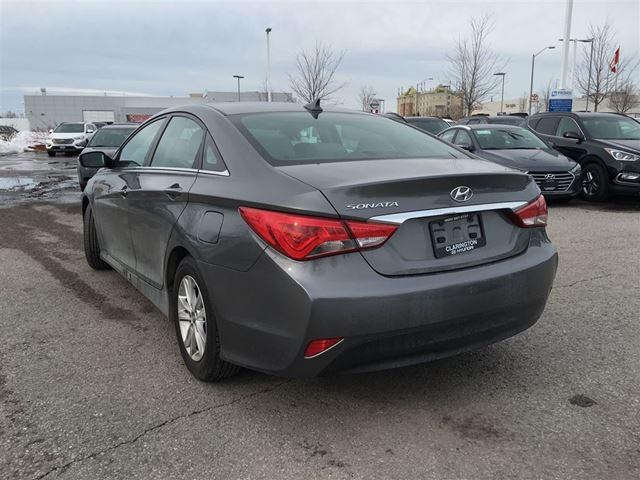 2014 hyundai sonata gls bowmanville ontario car for sale 2693846. Black Bedroom Furniture Sets. Home Design Ideas