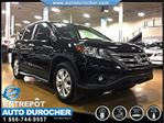 2014 Honda CR-V Touring CUIR TOIT OUVRANT BLUETOOTH 4X4 JANTES in Laval, Quebec