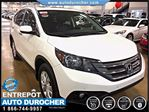 2012 Honda CR-V Touring AUTOMATIQUE AWD CUIR CAMn++RA TOIT OUVRANT in Laval, Quebec