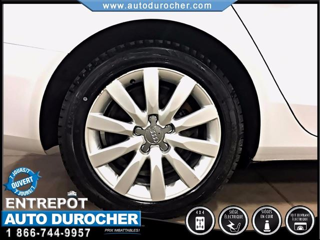 2013 audi a4 premium automatique cuir toit awd bluetooth for Interieur cuir audi a4