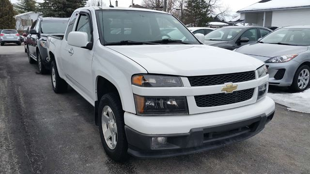 2011 chevrolet colorado lt richmond ontario used car. Black Bedroom Furniture Sets. Home Design Ideas