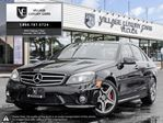 2011 Mercedes-Benz C-Class Base PERFORMANCE PACKAGE | NAVIGATION | HARMON KARDON SOUND | PARK ASSIST in Markham, Ontario