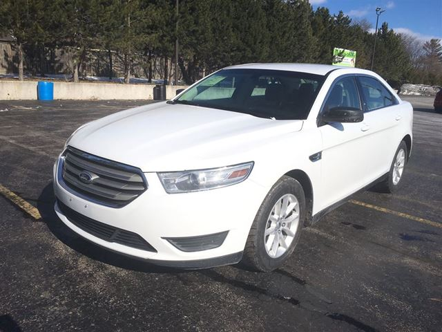 2013 ford taurus se cayuga ontario used car for sale. Black Bedroom Furniture Sets. Home Design Ideas