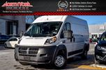 2016 Ram Promaster High Roof Backup Cam Bluetooth Sat Radio in Thornhill, Ontario
