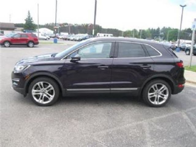 2015 lincoln mkc awd mississauga ontario used car for sale 2693951. Black Bedroom Furniture Sets. Home Design Ideas