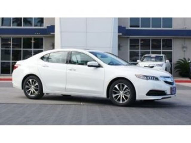 2015 acura tlx technology package white lease busters. Black Bedroom Furniture Sets. Home Design Ideas
