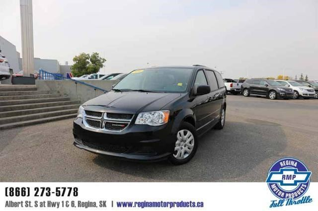 2016 Dodge Grand Caravan SXT in Regina, Saskatchewan