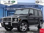 2015 Mercedes-Benz G-Class SUV in Waterloo, Ontario