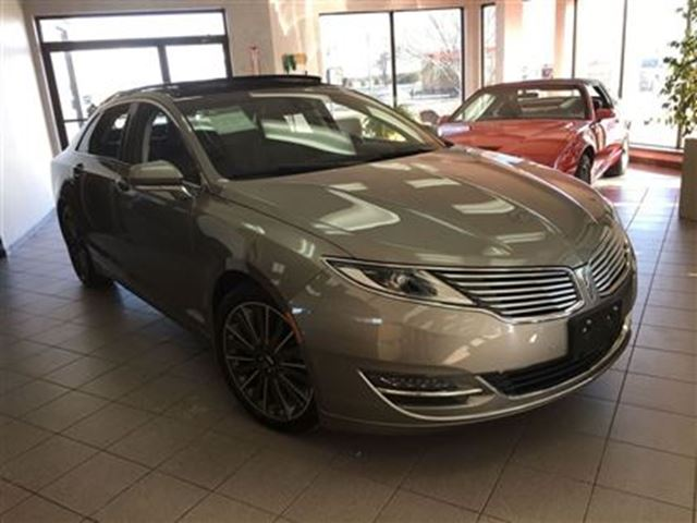 2015 lincoln mkz tech pkg navi power glass top heated cooled fonthill ontario used car. Black Bedroom Furniture Sets. Home Design Ideas