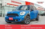 2014 MINI Cooper Countryman Cooper S in Whitby, Ontario
