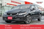 2013 Honda Civic EX (A5) in Whitby, Ontario