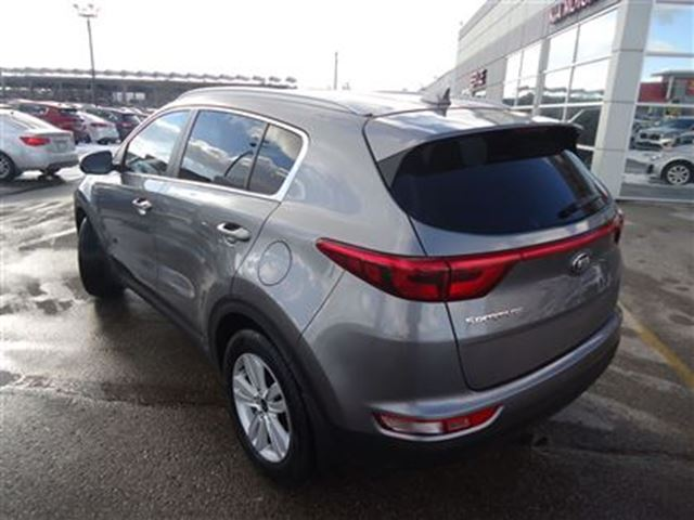 2017 kia sportage lx awd kia certifed pre owned cambridge ontario used car for sale 2694667. Black Bedroom Furniture Sets. Home Design Ideas