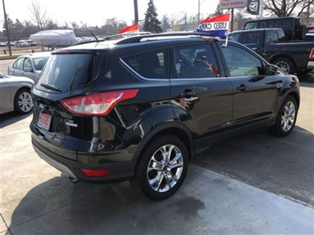 2014 ford escape se 1 owner burlington ontario used car for sale 2694662. Black Bedroom Furniture Sets. Home Design Ideas