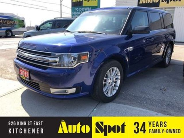 2013 FORD FLEX SEL/NAVIGATION/LEATHER/LOADED ! in Kitchener, Ontario