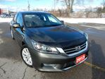 2013 Honda Accord EX-L 4dr Sedan - ALL WEATHER MATS,BLIND SPOT CAMERA,LEATHER! in Belleville, Ontario