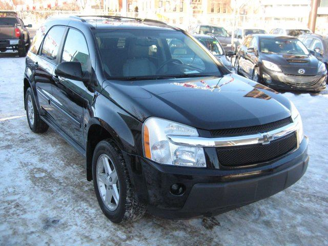 2006 chevrolet equinox lt all wheel drive sport utility edmonton alberta used car for sale. Black Bedroom Furniture Sets. Home Design Ideas
