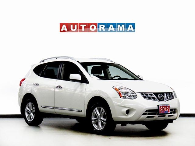 2012 nissan rogue 4wd north york ontario used car for. Black Bedroom Furniture Sets. Home Design Ideas
