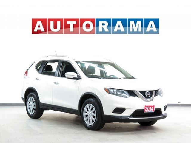2014 nissan rogue 4wd north york ontario used car for sale 2694497. Black Bedroom Furniture Sets. Home Design Ideas
