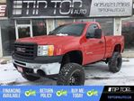 2012 GMC Sierra 1500 WT ** Suspension and body lift ** in Bowmanville, Ontario
