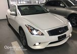 2011 Infiniti G37 2dr Auto Sport AWD in Vancouver, British Columbia