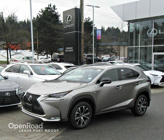 2016 lexus nx 200t openroad lexus port moody. Black Bedroom Furniture Sets. Home Design Ideas