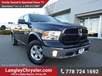 2016 Dodge RAM 1500 SLT LOCALLY DRIVEN & ACCIDENT FREE in Surrey, British Columbia