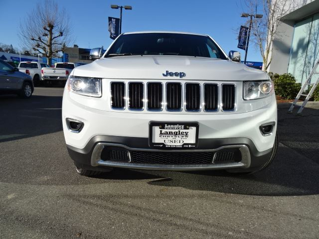 2016 jeep grand cherokee limited accident free surrey british columbia used car for sale. Black Bedroom Furniture Sets. Home Design Ideas