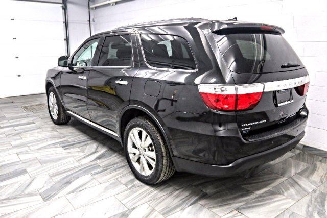 2013 dodge durango crew plus 7 pass nav tv dvd leather. Black Bedroom Furniture Sets. Home Design Ideas
