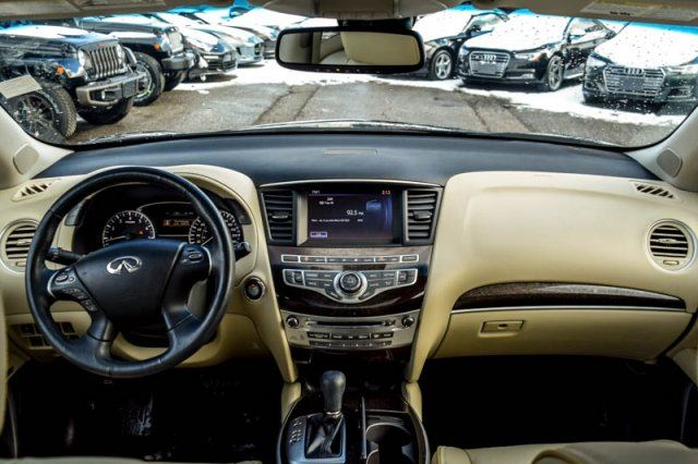 2015 infiniti qx60 awd 7 seater premium pkg nav sunroof. Black Bedroom Furniture Sets. Home Design Ideas