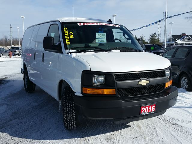 2016 Chevrolet Express 1500 Carleton Place tario Used