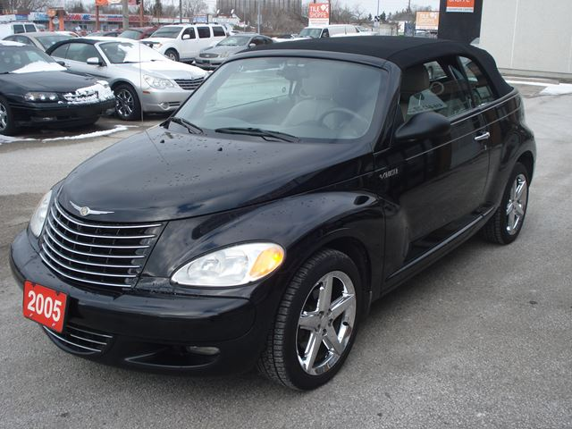 2005 chrysler pt cruiser gt scarborough ontario car for. Black Bedroom Furniture Sets. Home Design Ideas