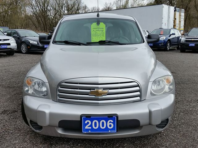 2006 chevrolet hhr ls whitby ontario used car for sale 2694576. Black Bedroom Furniture Sets. Home Design Ideas