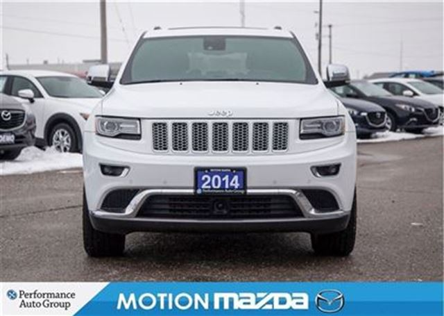 2014 jeep grand cherokee summit eco diesel pano roof leather navi in. Cars Review. Best American Auto & Cars Review