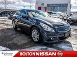 2012 Infiniti G37 x Leather Heated Seats Bluetooth Navi in Bolton, Ontario