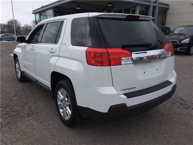2011 gmc terrain sle 1 whitby ontario used car for sale 2696031. Black Bedroom Furniture Sets. Home Design Ideas