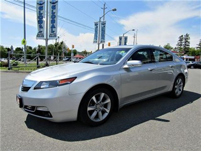 2012 acura tl technology package leather sunroof navigation ottawa ontario used car for sale. Black Bedroom Furniture Sets. Home Design Ideas
