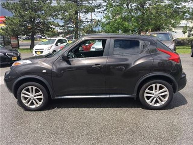 2012 nissan juke sv awd cvt black beauty cruise control st catharines ontario used car for. Black Bedroom Furniture Sets. Home Design Ideas