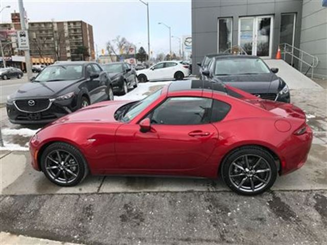 2017 mazda mx 5 miata gt toronto ontario used car for sale. Black Bedroom Furniture Sets. Home Design Ideas