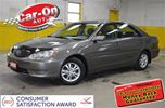 2005 Toyota Camry LE SUNROOF EXCEPTIONALLY CLEAN !! in Ottawa, Ontario